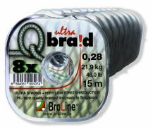 13 Q braid 8x 0 28mm 15m