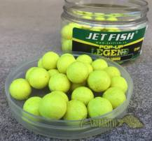 Plovoucí boilies Jet Fish Legend Range POP-UP OŘECH JAVOR